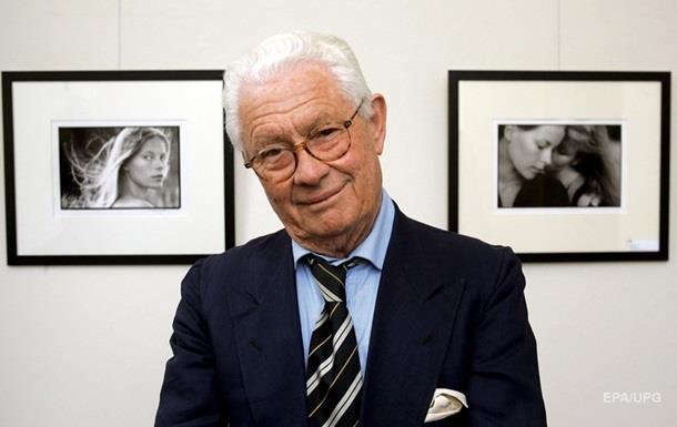 У Парижі помер британський фотограф Девід Гамільтон