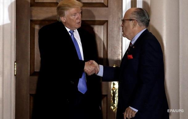 В оточенні Трампа суперечки через кандидатуру держсекретаря - ЗМІ