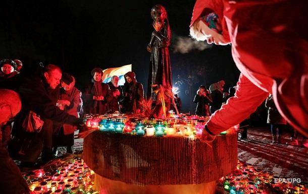 В Україні відзначають День пам яті жертв Голодомору
