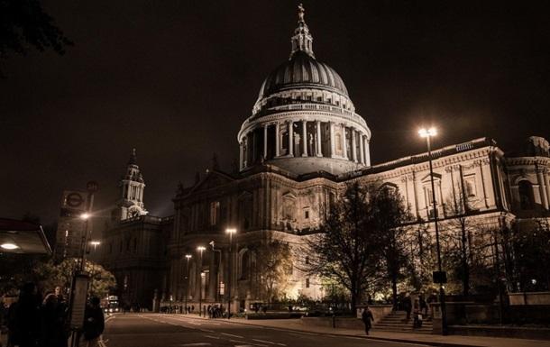 В Лондоне массово отключили свет