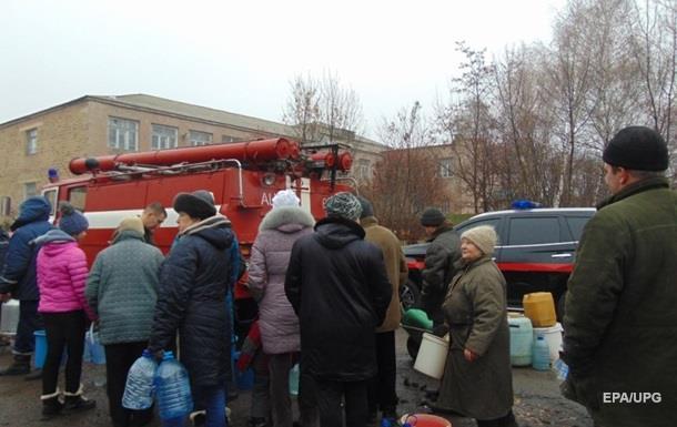 Торецьк Донецької області без води через обстріли