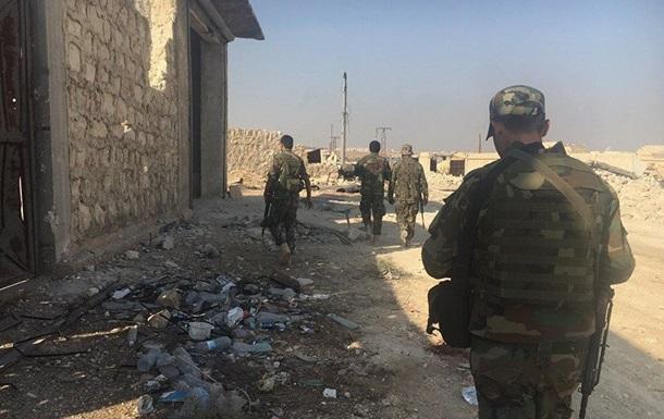 Армія Сирія встановила контроль над важливим районом Алеппо - ЗМІ