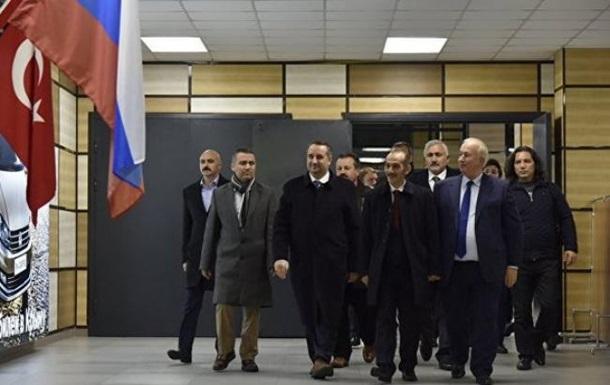 Турция о делегации в Крыму: поехали без разрешения