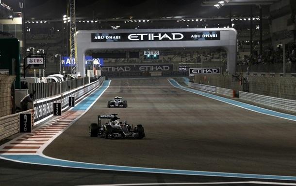 Формула 1. Гран-прі Абу-Дабі. Хемілтон - на поулі в Яс-Маріні