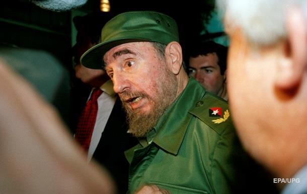 Порошенко выразил соболезнования народу Кубы