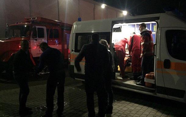 Пожежа у клубі Львова: понад 20 постраждалих