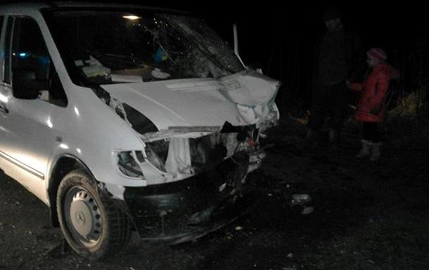 У ДТП на Житомирщині загинули чотири людини