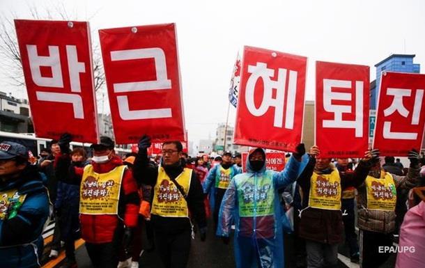 У Кореї затримали відомого кліпмейкера через скандал навколо президента