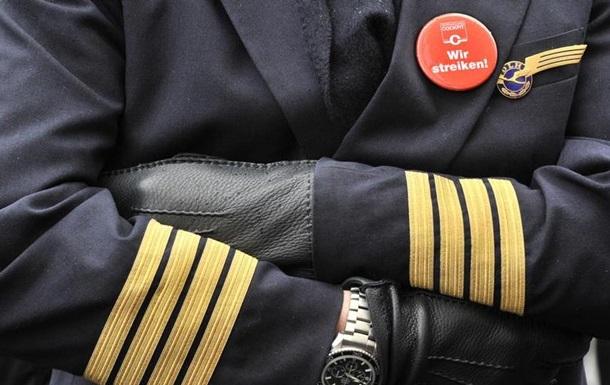 Пілоти Lufthansa оголосили про новий страйк