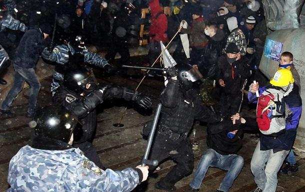 Янукович о разгоне Майдана: Беркут спровоцировали