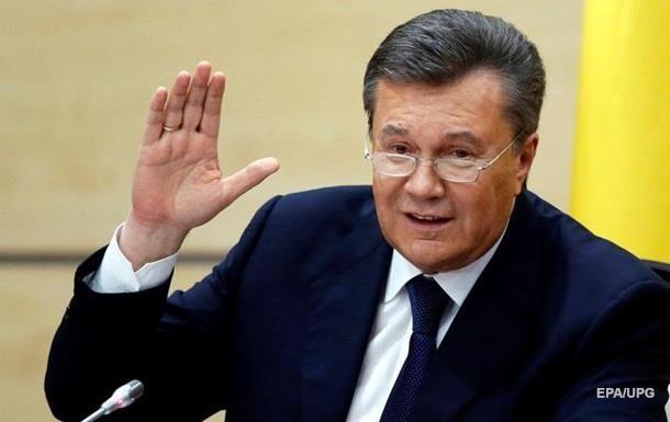 Слідство: Янукович 54 рази дзвонив Медведчуку