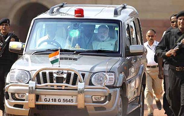 В Індії затримали терористів, які планували замах на прем єра