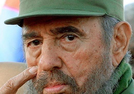 Украина обязана Фиделю Кастро тысячами детских жизней