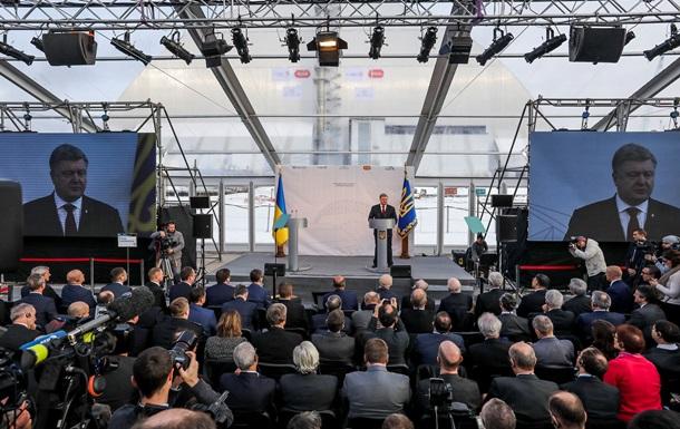Порошенко: Война с Россией страшнее Чернобыля