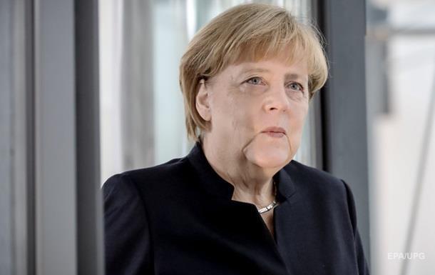 Меркель проти переговорів з Туреччиною про вступ у ЄС - ЗМІ