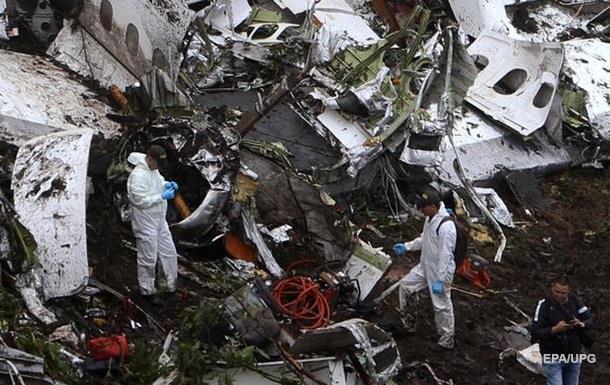 Влада Колумбії уточнила кількість загиблих в авіакатастрофі - ЗМІ