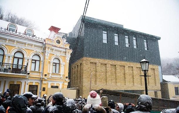 Театр на Подоле Андреевский спуск