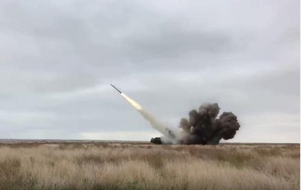 Київ деталізував ракетні навчання біля Криму