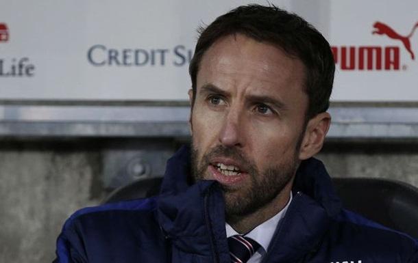 Саутгейт утвержден на посту главного тренера сборной Англии