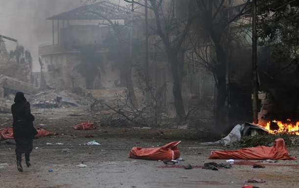 Представник ООН: Східне Алеппо ризикує стати  гігантським кладовищем