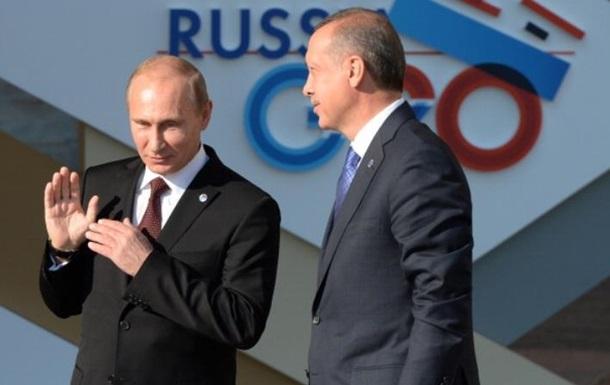 Кремль: Ердоган пояснив слова про повалення Асада