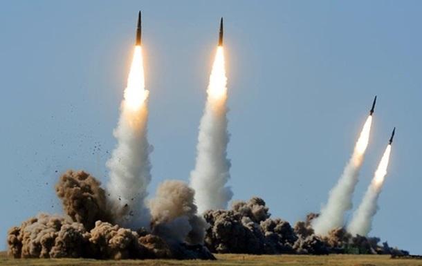 Украина уменьшила зону ракетных стрельб