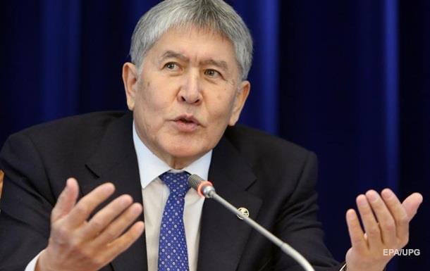 Президент Киргизии осудил пранкеров, звонивших Порошенко