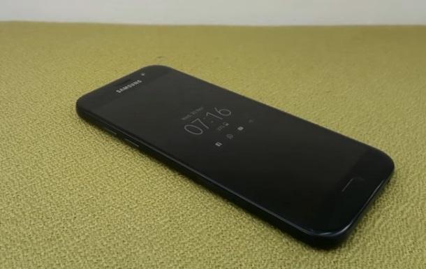 У мережу  злито  відео з новим Samsung Galaxy A5