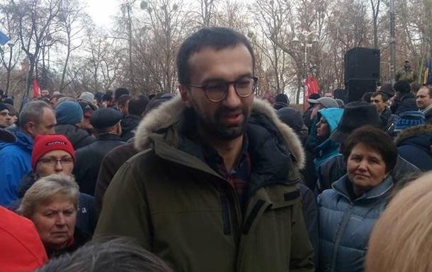 Лещенко назвав неправдивими звинувачення НАЗК