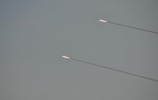 У Порошенка назвали число запущених сьогодні ракет