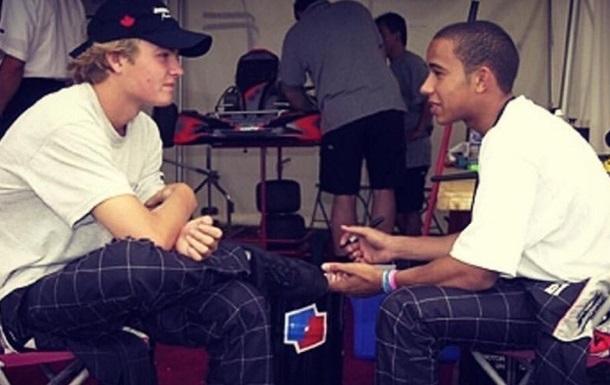 Формула-1. Гемільтон привітав Росберга із чемпіонством