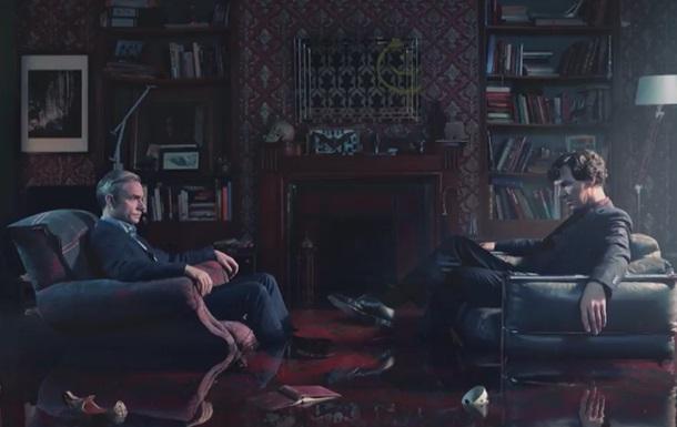 Вийшов трейлер серіалу Шерлок