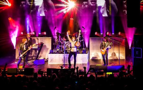 Рок-гурт Europe скасував концерт в Києві