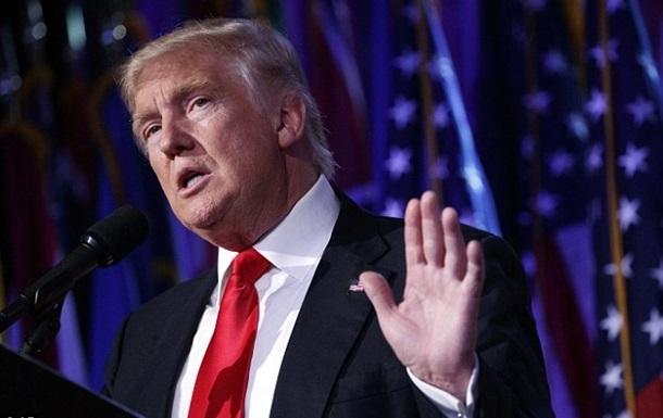 Трамп пообіцяв не скидати режими в інших країнах