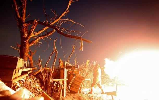 Доба в АТО: Широкине обстріляли з мінометів