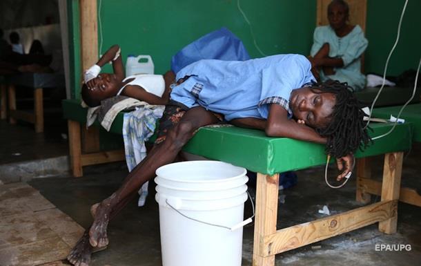 В ООН перепросили за зараження гаїтян холерою