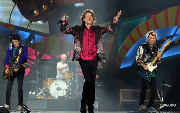 The Rolling Stones выпустила первый альбом за 11 лет