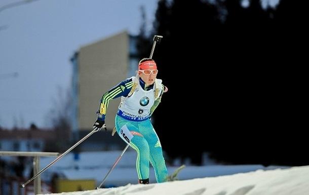 Шість українок стартують у спринтерській гонці в Остерсунді