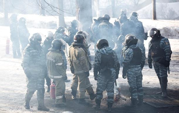 Шуляк розповів про спецназ на Майдані