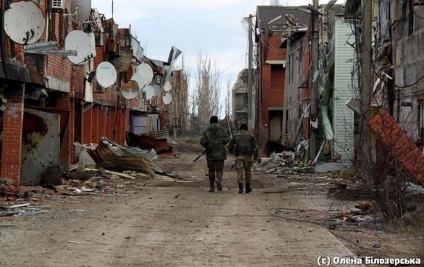 Сутки в АТО: Широкино накрыли из артиллерии