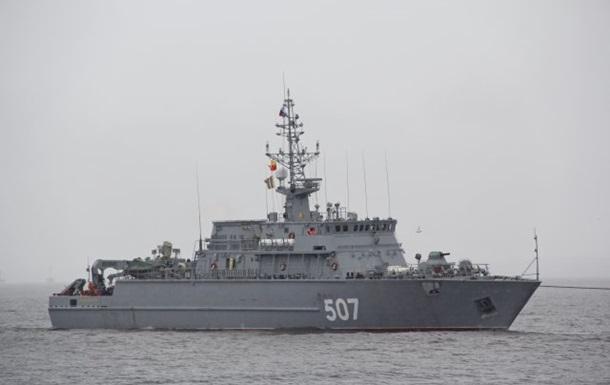 У Росії побудували корабель зі склопластику