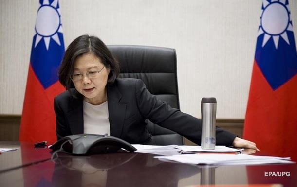 Китай назвав дзвінок Трампу  хитрістю Тайваню