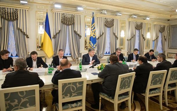 Порошенко пообіцяв підтримати українське кіно