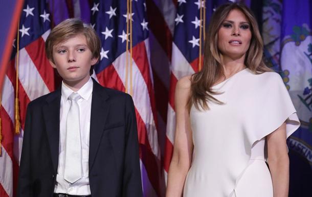 У Нью-Йорку вимагають вивезти дружину Трампа з міста