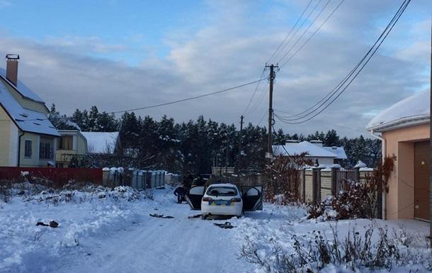 Перестрелка под Киевом в селе Княжичи