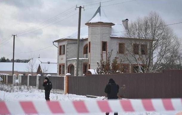 Перестрелка полиция Киев