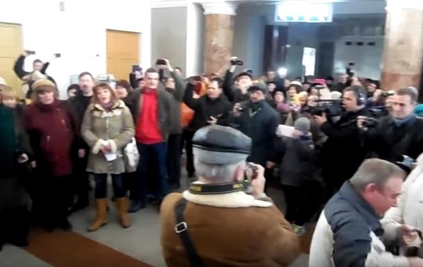 Пісень флешмоб підхопили в Кишиневі і Криму
