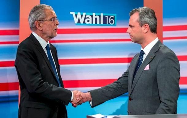 Проросійський кандидат програв на виборах в Австрії