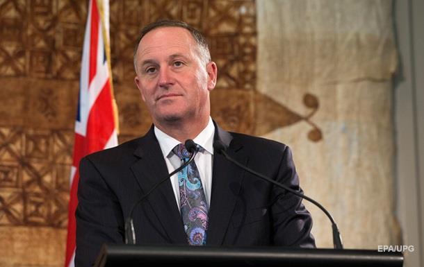 Прем єр-міністр Нової Зеландії оголосив про свою відставку