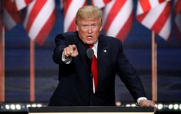 Трамп розкритикував економічну політику Китаю